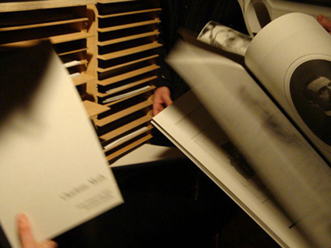 IBG2011 : Ins Blickfeld gerückt - GDM, Paris — Galerie de Multiples
