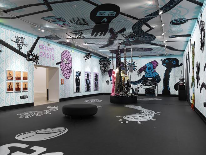Eko Nugroho - Musée d'Art Moderne de la ville de Paris