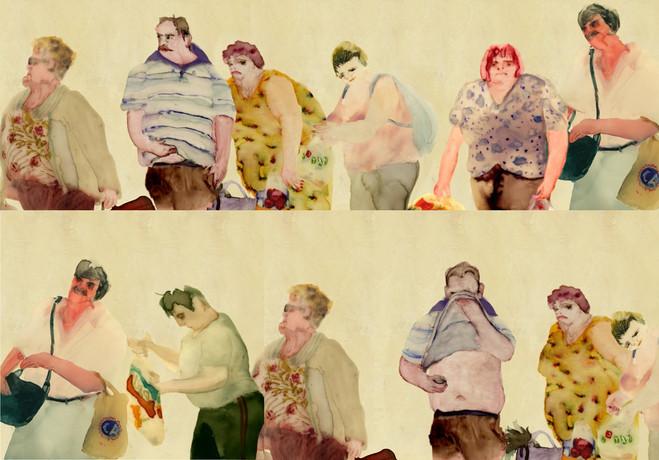 Humain, trop humain - Taïss Gallery