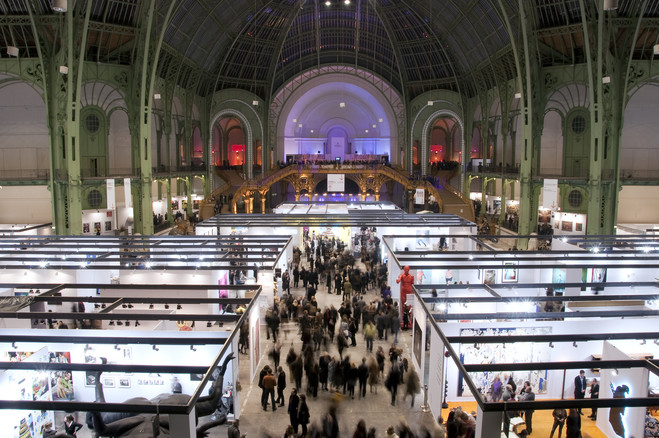Art Paris Art Fair - Grand Palais – La nef