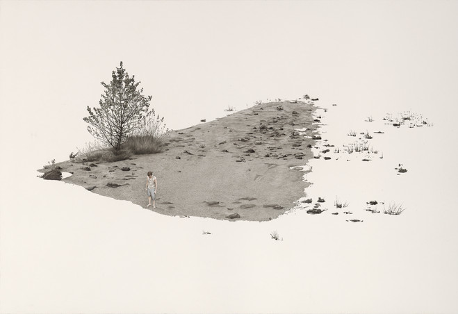 Fabien Mérelle - Praz-Delavallade Gallery