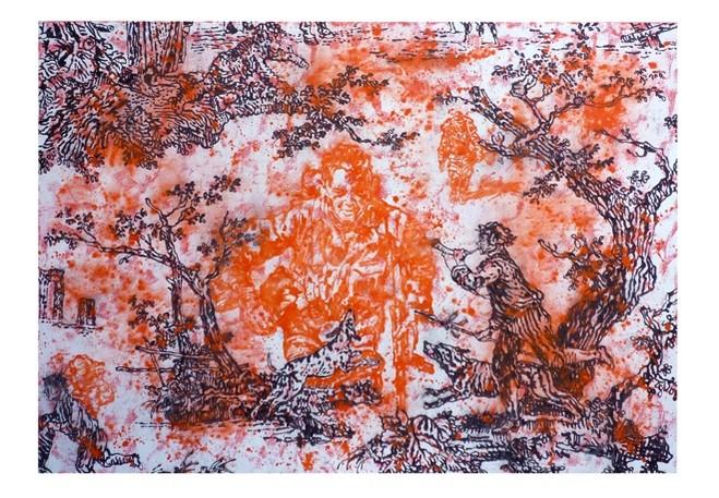Anne Cindric - Galerie Laure Roynette