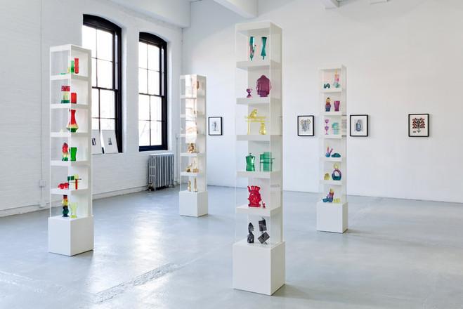 Matthew Darbyshire - Jousse Entreprise — Art contemporain