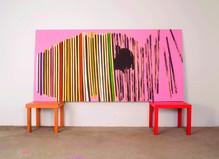 Carole Manaranche & Laurence Papouin - Galerie municipale  Jean-Collet