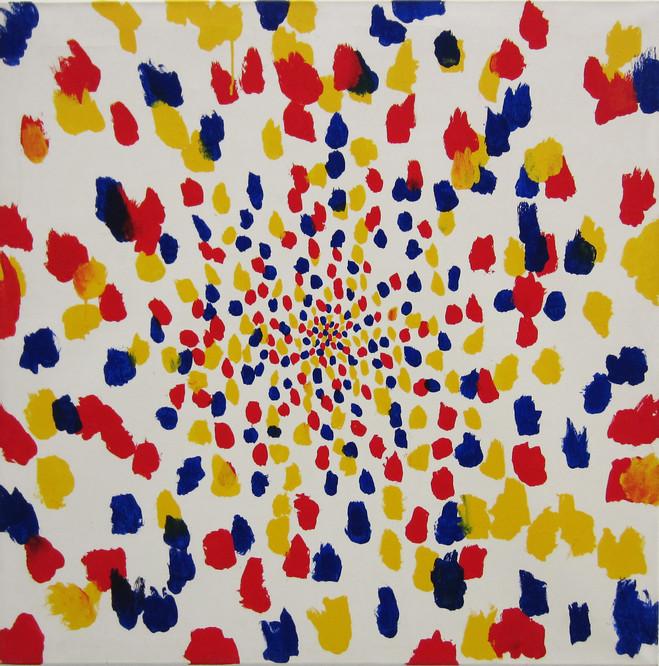 Du champ de vision périphérique - Jean Brolly Gallery
