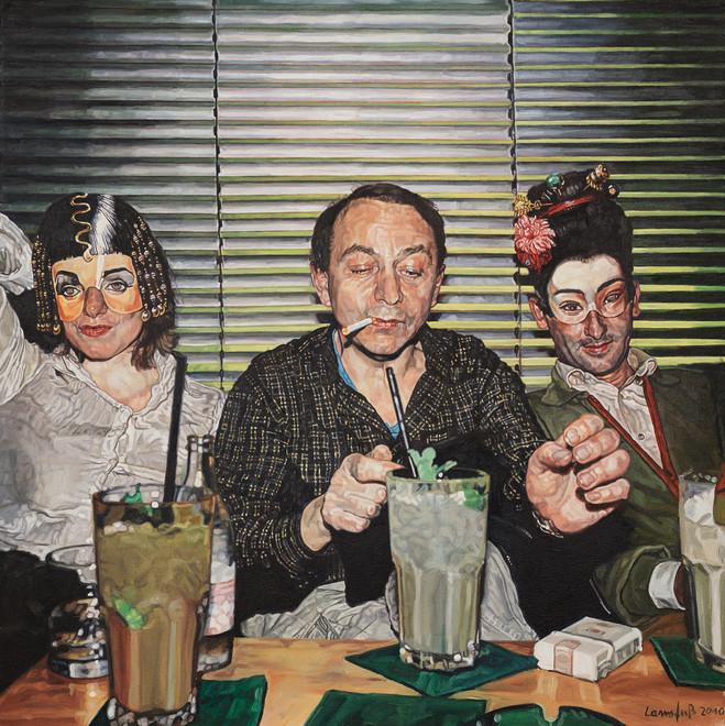 Ulrich Lamsfuss - Galerie Daniel Templon
