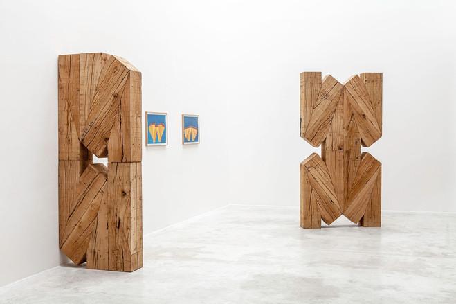 Raphaël Zarka - Michel Rein Gallery