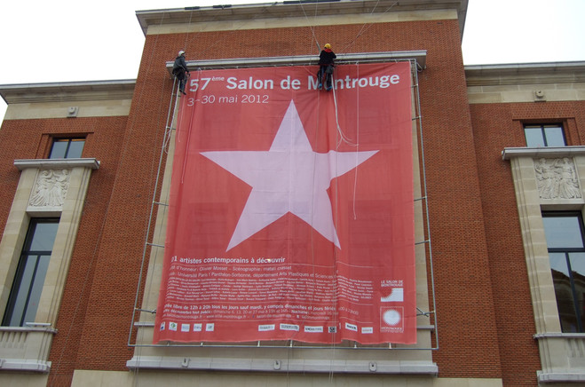 Salon de Montrouge 2012 - Le Beffroi