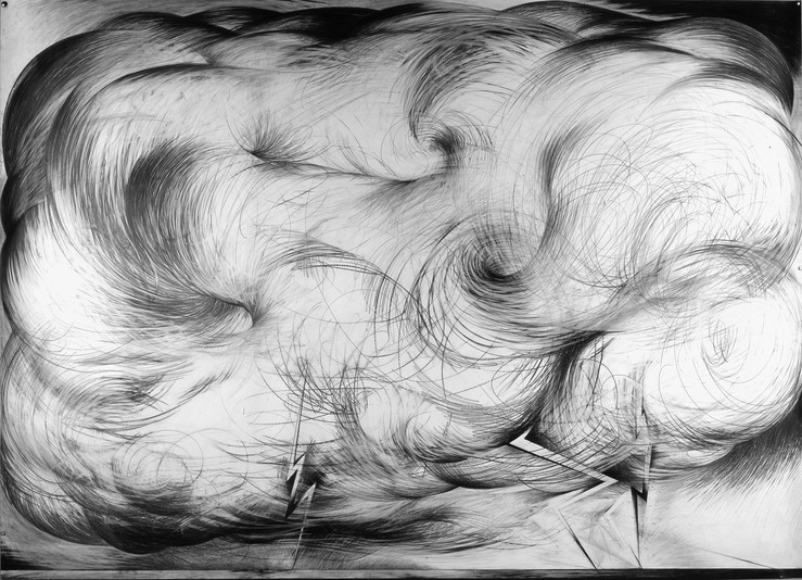 Turbo sturm 2009 pencil on paper 117 x 164 cm large2