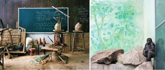 Leonora Hamill & Eric Pillot - Galerie Seine 51