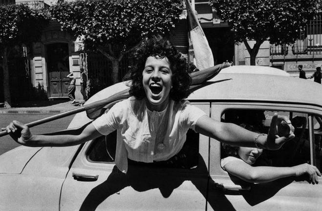 Algérie, juillet 1962 - Magnum Gallery