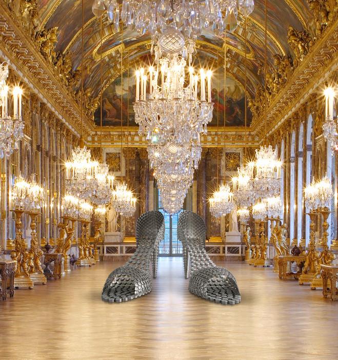 Joana Vasconcelos - Château de Versailles