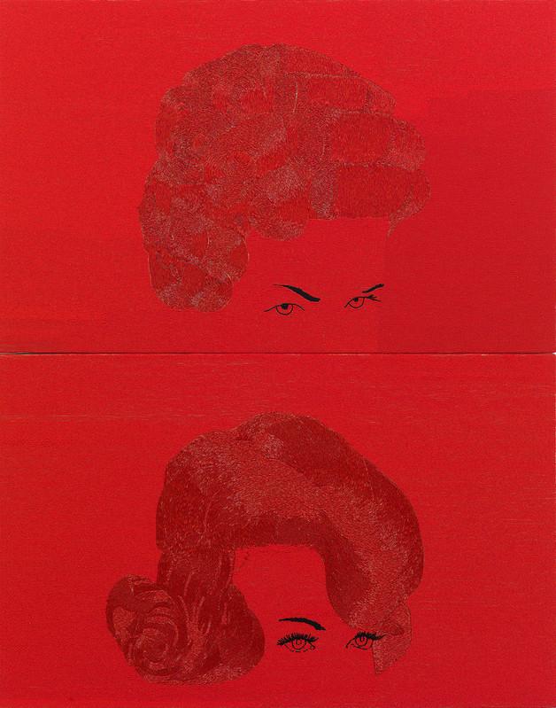 Farhad Moshiri - Galerie Emmanuel Perrotin