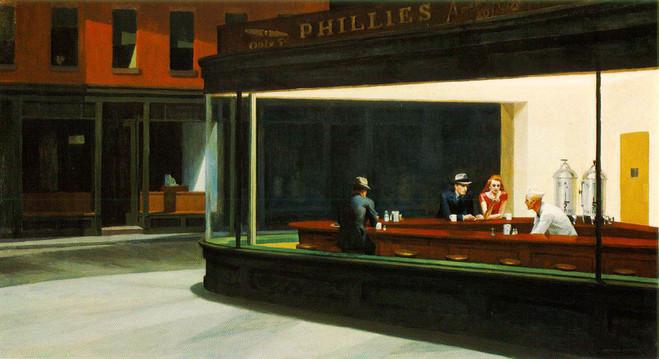 Edward Hopper - Les Galeries nationales du Grand Palais
