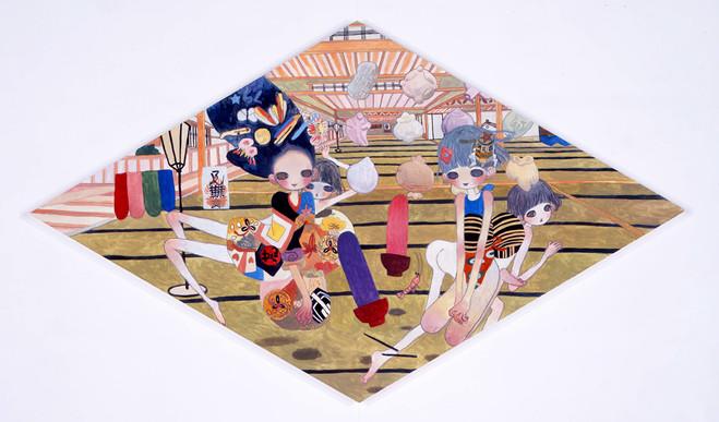 Aya Takano - Emmanuel Perrotin – Saint Claude Gallery