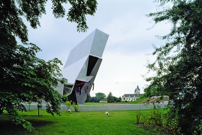 Quelle architecture pour la Culture ? — Bau(t)en für die Künste - La Galerie d'Architecture
