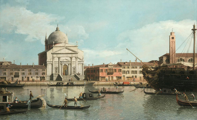 Canaletto à Venise - Musée Maillol — Fondation Dina Vierny