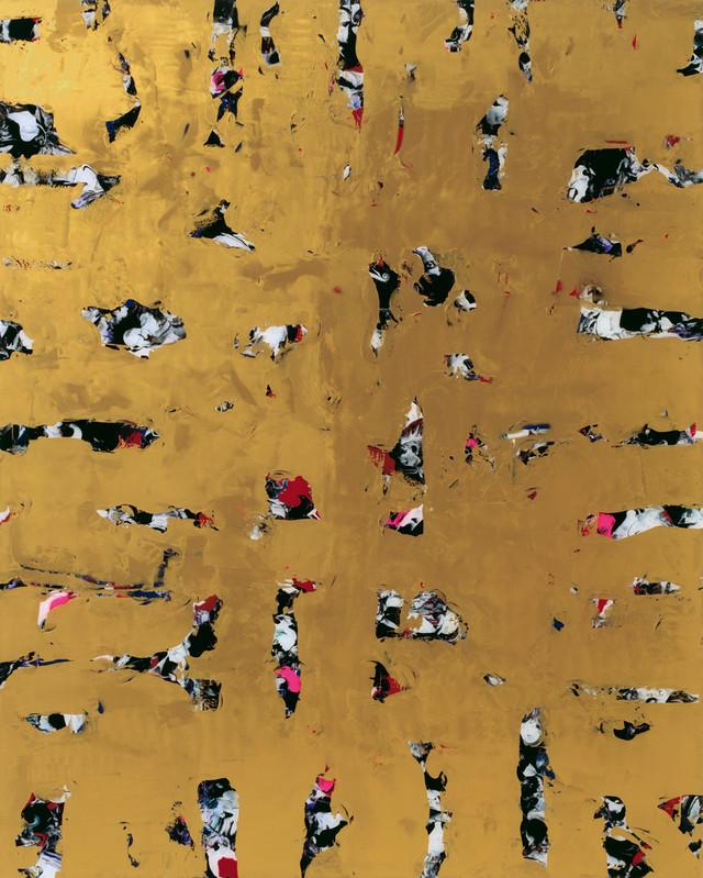 Michaël Burges - Galerie Pascal Vanhoecke