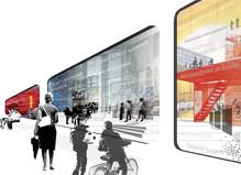 Architecture et design des gares du Grand Paris - La Galerie d'Architecture