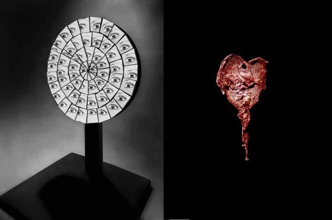 Berenice Abbott & Raphael Dallaporta - Les Douches la Galerie