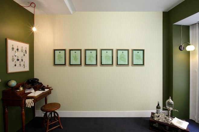 Hotel Paris - Galerie Nivet Carzon