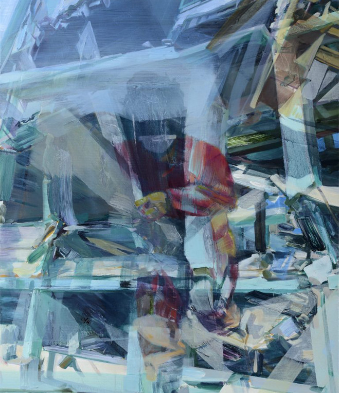 Duncan Wylie - Galerie Mitterrand