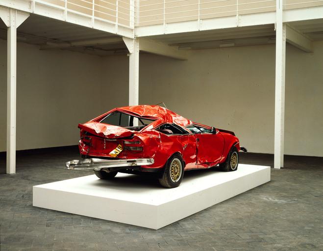 Bertrand Lavier - Centre Georges Pompidou
