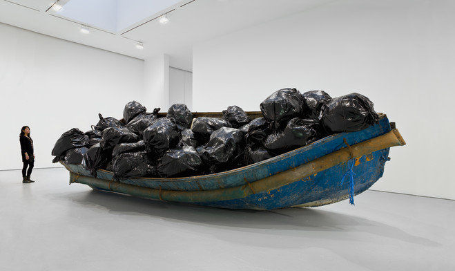 Adel Abdessemed - Centre Georges Pompidou