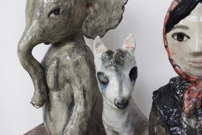 Klara Kristalova Wild Thought - Galerie Emmanuel Perrotin