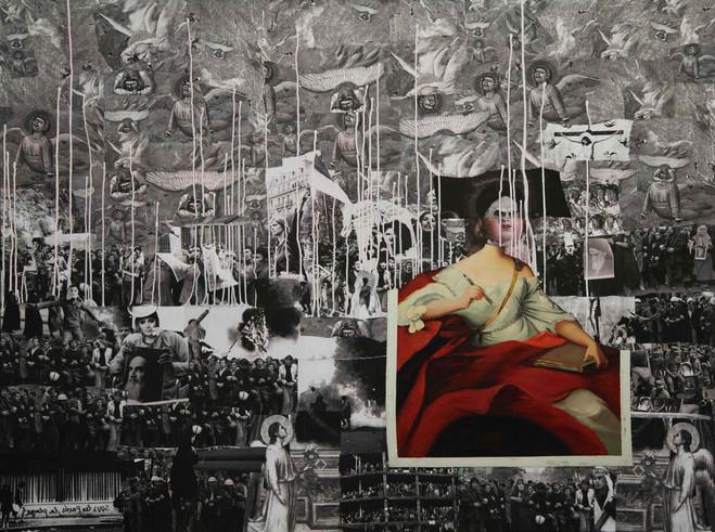 Ramin Haerizadeh - Nathalie Obadia Gallery