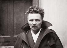 L'image d'August Strindberg - Institut suédois