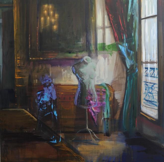 Olivier Masmonteil - Galerie Dukan