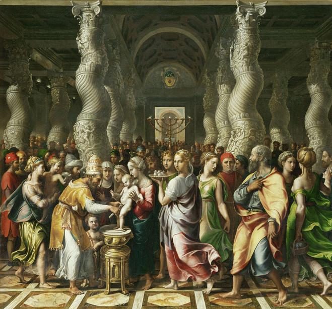 Raphaël, les dernières années - Le Louvre
