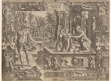 Luca Penni, un disciple de Raphaël à Fontainebleau - Le Louvre