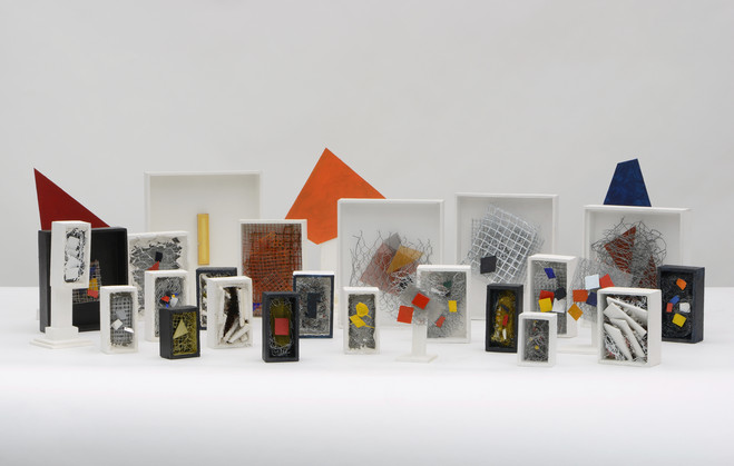 Arthur Luiz Piza - Jeanne Bucher Jaeger  |  Paris, St Germain Gallery