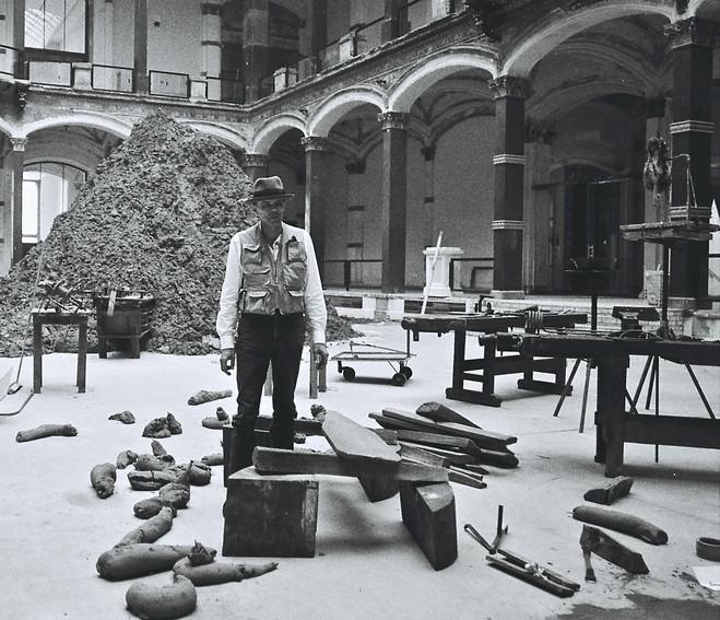 Joseph Beuys, Hirschdenkmäler - Thaddaeus Ropac Marais Gallery