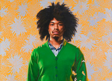 Kehinde Wiley - Templon Gallery