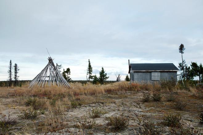 Au milieu de nulle part - Centre culturel canadien
