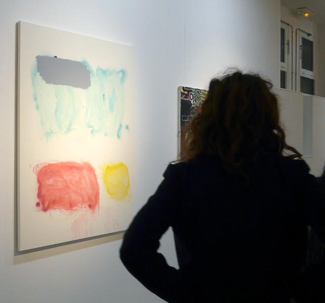 Novembre à Vitry 2012 - Galerie municipale  Jean-Collet