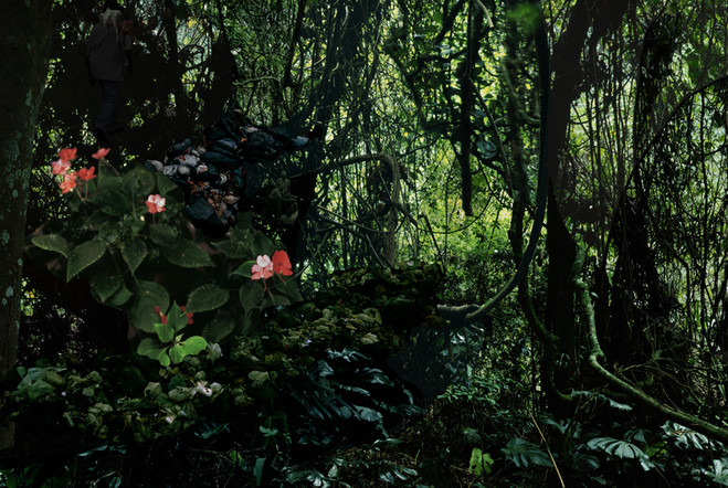 Tudo perto nesse mundo longe - Bendana | Pinel Art Contemporain Gallery