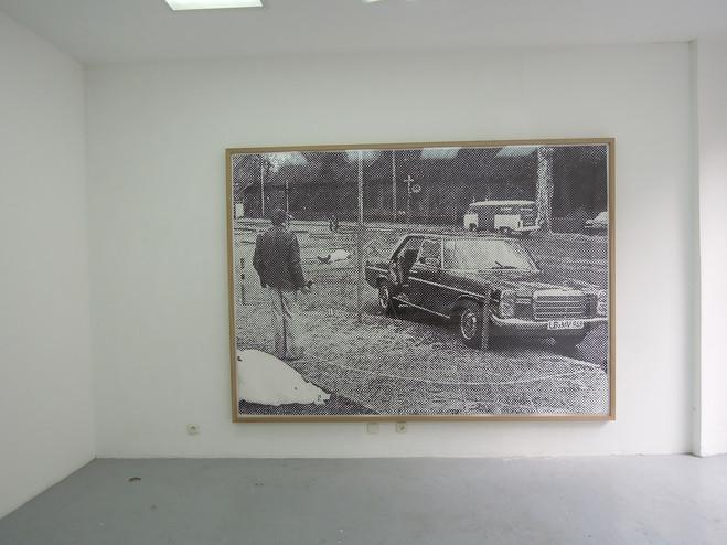 Alex Hanimann - Galerie Bernard Jordan