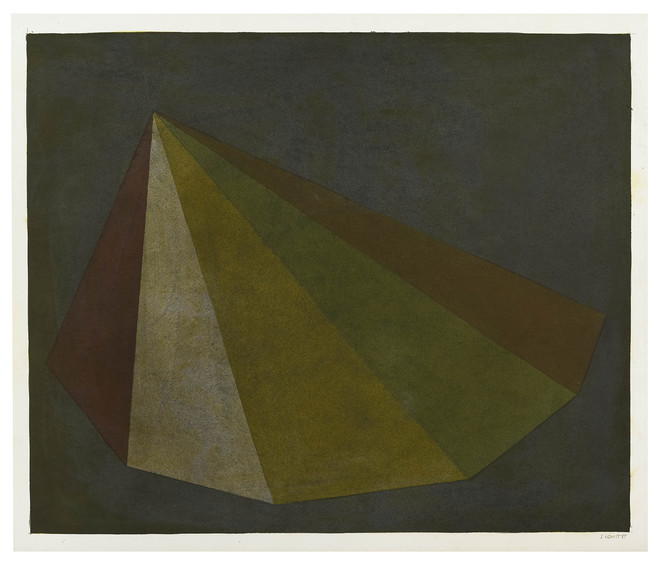 Sol LeWitt - Marian Goodman Gallery