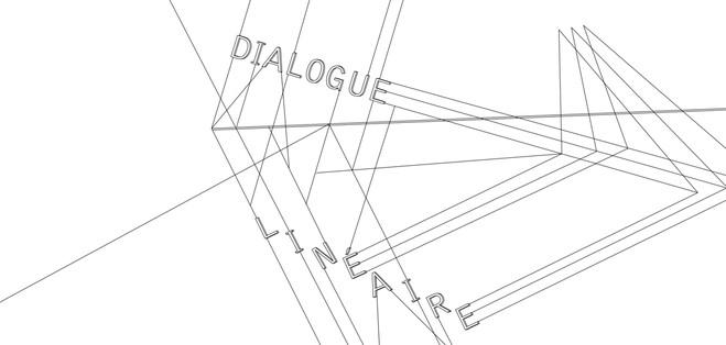 Dialogue linéaire - Galerie Laurent Mueller