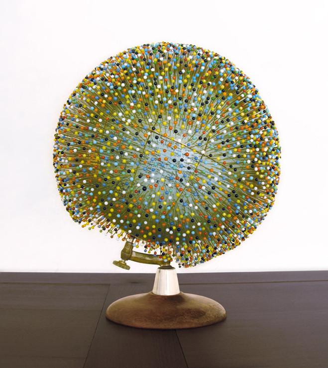 A géographie variable - Galerie Marie Cini