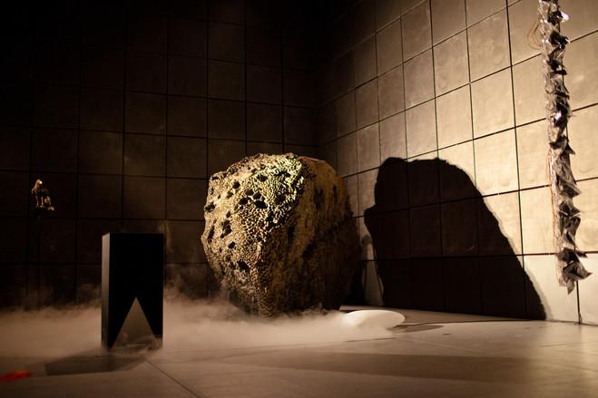 Virginie Yassef - La Galerie, centre d'art contemporain