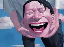 Yue Minjun - Fondation Cartier pour l'art contemporain