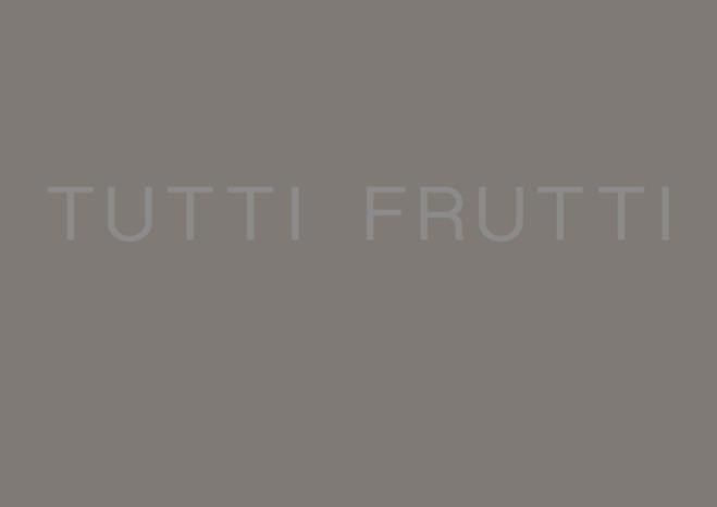 Tutti Frutti - Baraudou Schriqui Galerie