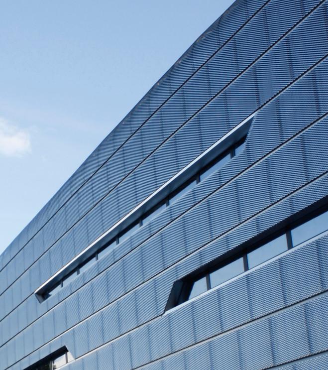 Auer+Weber+Assoziierte - La Galerie d'Architecture