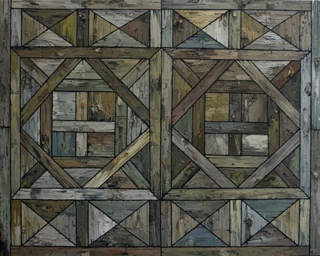 Julien des Monstiers - Galerie Eric Mircher