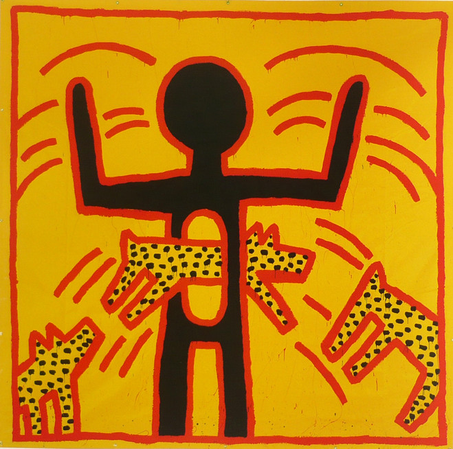 Keith Haring - Le Centquatre-Paris